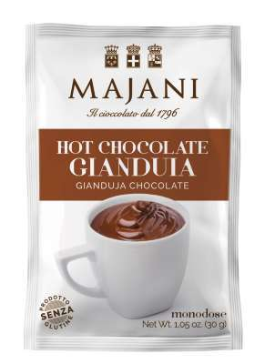 Trinkschokolade von MAJANI - Hot Chocolate Gianduja 30g