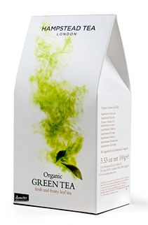 HAMPSTEAD TEA - Green 100g